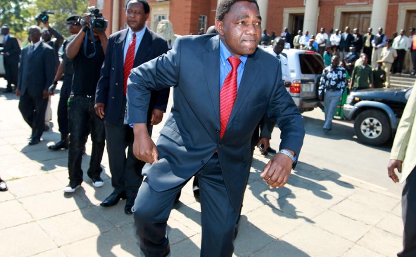Siyasa Zambiya