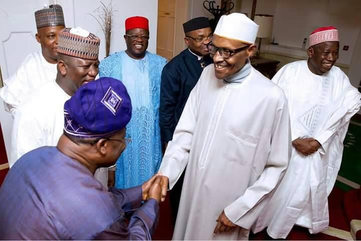 Ngomna'en yilli Ardiiɗo Buhari haLondon